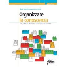 Organizzare la conoscenza per l'architettura informativa