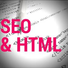 La pulizia del codice HTML e la SEO