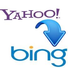 Yahoo si fonde con Bing e chiude Yahoo Site Explorer