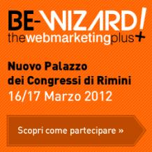 BeWizard: l'evento italiano sul social media marketing e il SEO