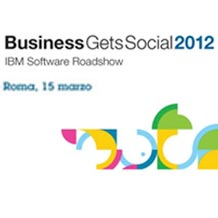 Business Gets Social 2012, evento IBM