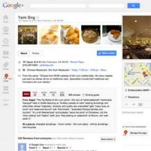 Google+ Local e l'importanza della geolocalizzazione