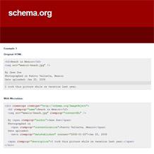 Inserire markup nei contenuti web, il progetto Schema.org