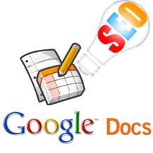 Cinque strumenti SEO su Google Documents