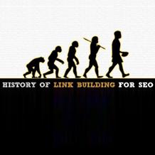 La storia della Link Building in un'infografica